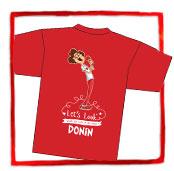 shop tshirt donin rouge