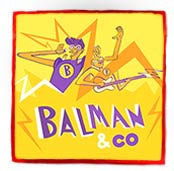 shop CD Balman